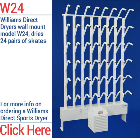 Williams Direct Dryer - W24s